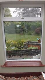 Double glazed window (3 available) 119cm wide x 167cm high