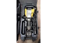 DeWalt D25960K 240v Demolition Pavement Breaker