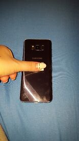 Samsung s8 grey new for sale