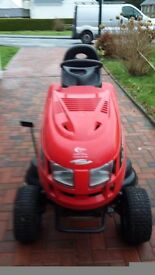 "Castle Garden PT170HD Ride on Mower for sale. Just had service. 40"" deck. FREE DELIVERY."