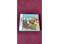 Shrek Smash n' Crash- Nintendo ds game