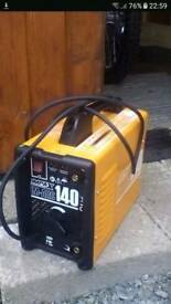 Near new arc welder 140