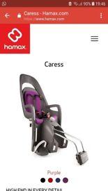 Hamax Caress Childs bike seat
