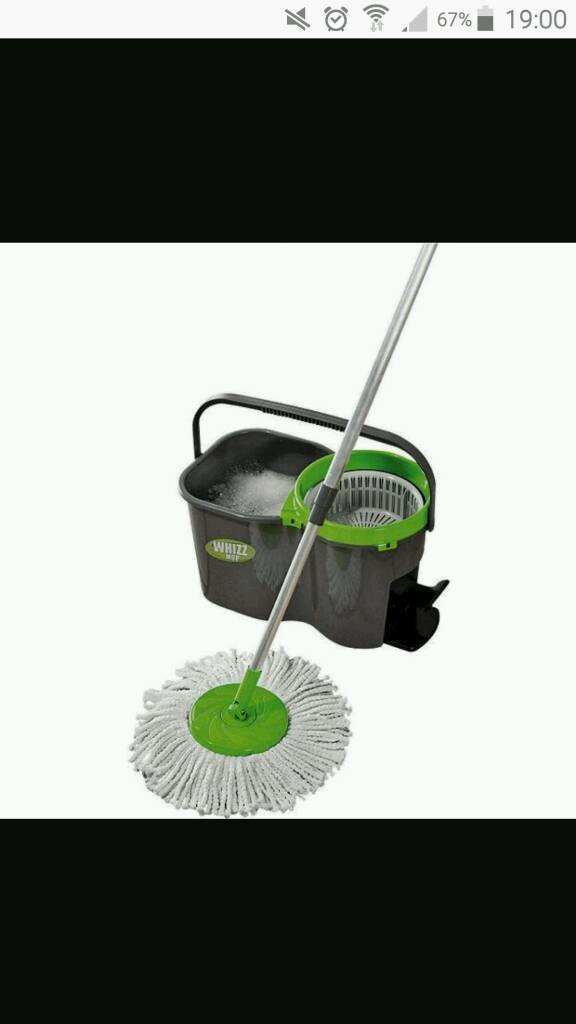JML Whizz Mop and Bucket RRP £29.99