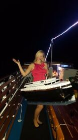 Titanic Fancy Dress or Kids Play Box
