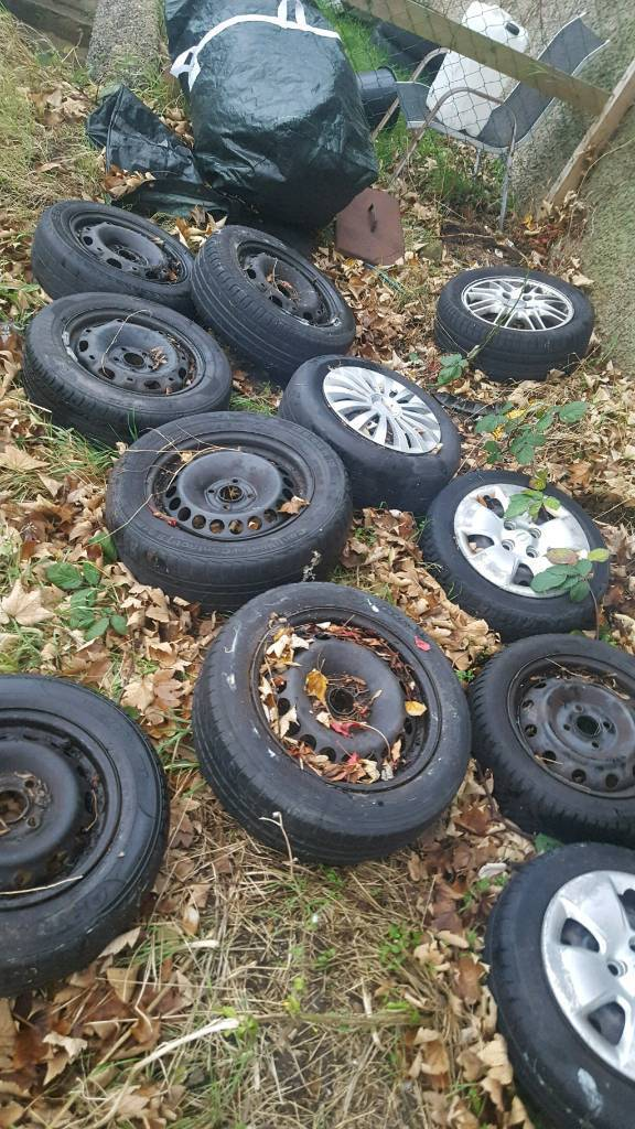 Wheels for free
