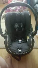 Mamas and papas Pro sleep car seat