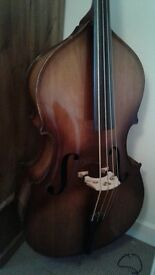 King Mortone Double Bass
