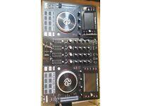 Numark NV II DJ Controller.