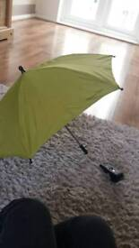 Parasol for pushchair
