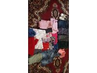 Girls age 5-6 bundle of clothes VGC