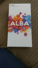Alba Android Tablet