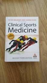 Physiotherapy / Sports ScienceTextbooks