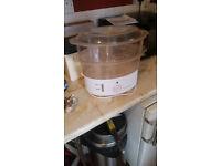 Cookworks Steamer
