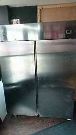 Electrolux double fridge