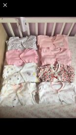 Big 💕bundle of baby girl clothes 3/6 months 💕