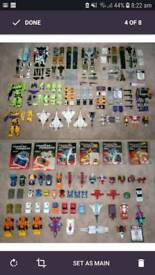 Wanted - 1980's/1990's toys, collectables and video games!
