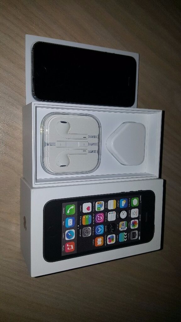 iPHONE 5S UNLOCKED GOOD CONDITION FULLY WORKING FULLY BOXED ONLY130in Romford, LondonGumtree - iPHONE 5S FOR SALE 16 GB SPACE GREY FACTORY UNLOCKED TO ALL NETWORKS EVERYTHING WORKS LIKE NEW EXCELLENT BATTERY COMES WITH BOX AND SEALED ACCESSORIES ONLY £130 STRICTLY NO OFFERS