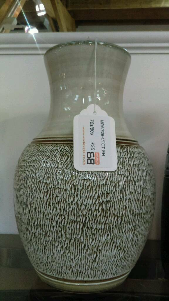Large Denby Bracken Vase In Dundee Gumtree