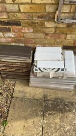 Tiles for sale- price can be negotiated