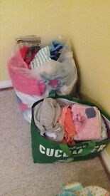huge bundle of baby boy clothes 6-9months from smoke FREE home :)