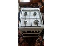 FREESTANDING GAS COOKER INDESIT IMMACULATE BARGAIN