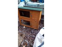 Rabbit hutch, free delivery