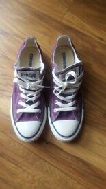 Brand New Converse size 7 / 40