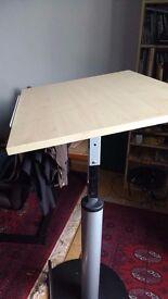Desk{Stand at Desk]