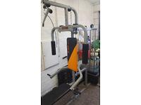 Multi-Gym V-FIT ST Herculean LFG2 Home Gym