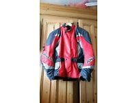 Ladies Bike Jacket - Riossi