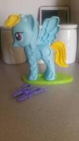 My little pony playdough set