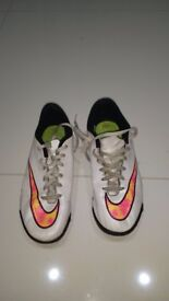 Nike Mercurial trainers size 4