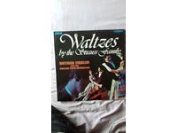 waltz by the strauss family