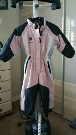 Girl's Snow/Ski Suit approx 3-4yr old