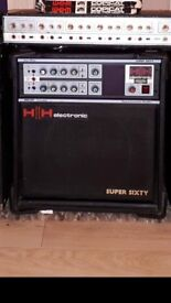 Vintage HH Electronic Super Sixty Combo Amplifier.