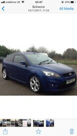 Focus st3 2007 with 2010 facelift miltec exhaust £3500 Ono Px or swaps