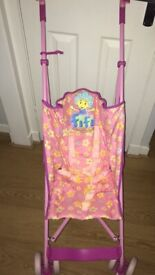 Mothercare fifi and the flower tots pushchair