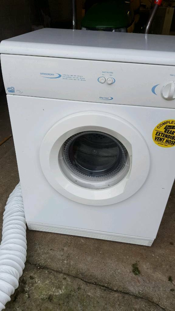 6kg whiteknight dryer