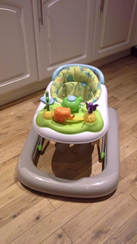 Quality Baby Walker immaculate condition