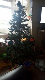 Free christmas tree with stand