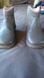 Toddler boot from clarks