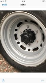 Be or sprinter 16 inch wheel for double wheel base 6 stud 195 x75x16