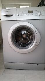 Silver Bosch Exxcel 1400 S Express Washing Machine
