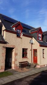 Modern 2 Bedroom Townhouse in Inverness City Centre Location. To Let Furnished or Unfurnished.
