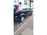 Blue Ford Fiesta Ideal For First Car 450