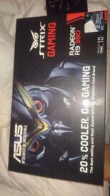 Asus strix r9 380 4gb OC Graphics card