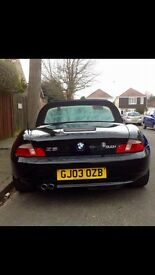 rare model BMW in great condition, 2 owners from new, tons of service history, low mileage