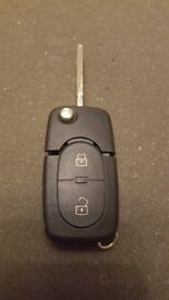 VW VOLKSWAGEN 2 BUTTON REMOTE CONTROL KEY 1J0 959 753A (BRAND NEW & GENUINE) *PRICE REDUCED*
