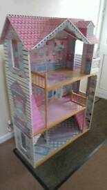 Dolls house from the result learning centre